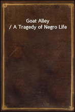Goat Alley / A Tragedy of Negro Life